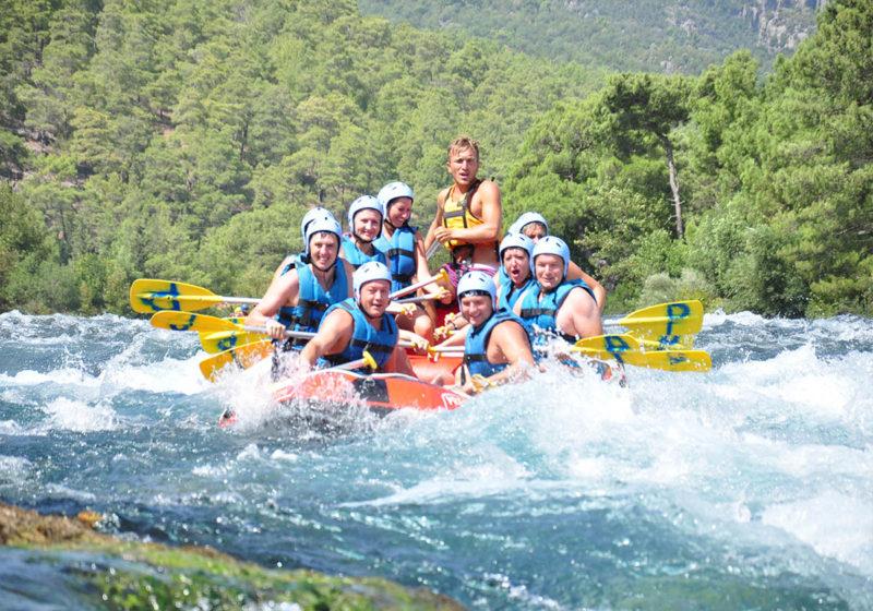 Prestige Rafting