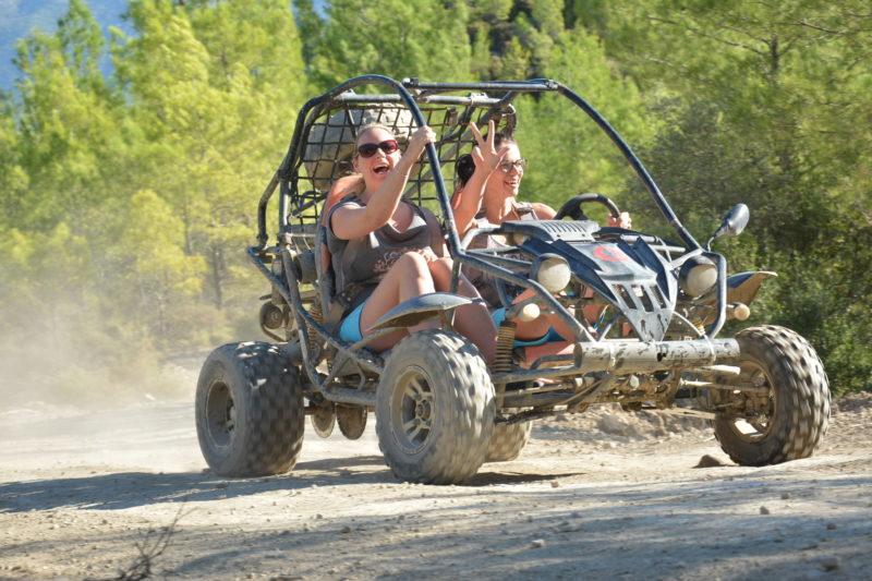 River Buggy Safari