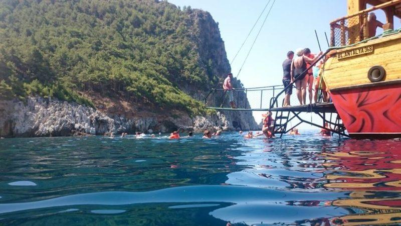 Джип Сафари В Алании, Турция