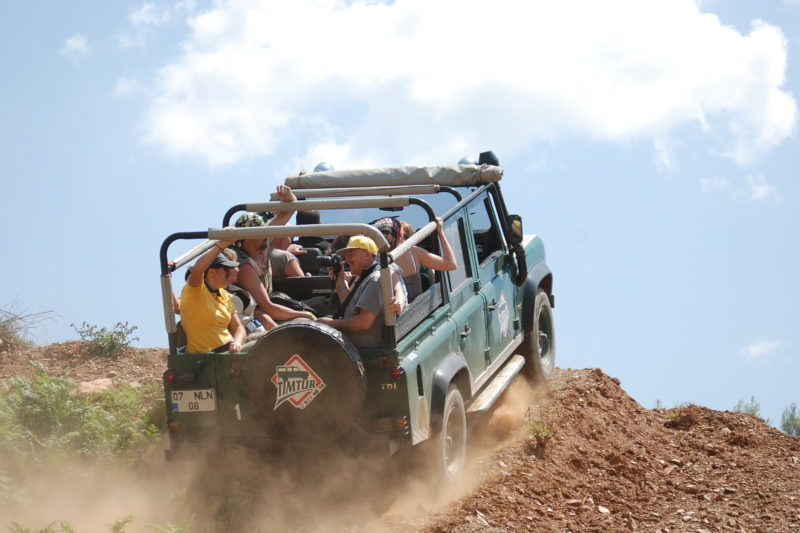 jeep safari in alanya turkey