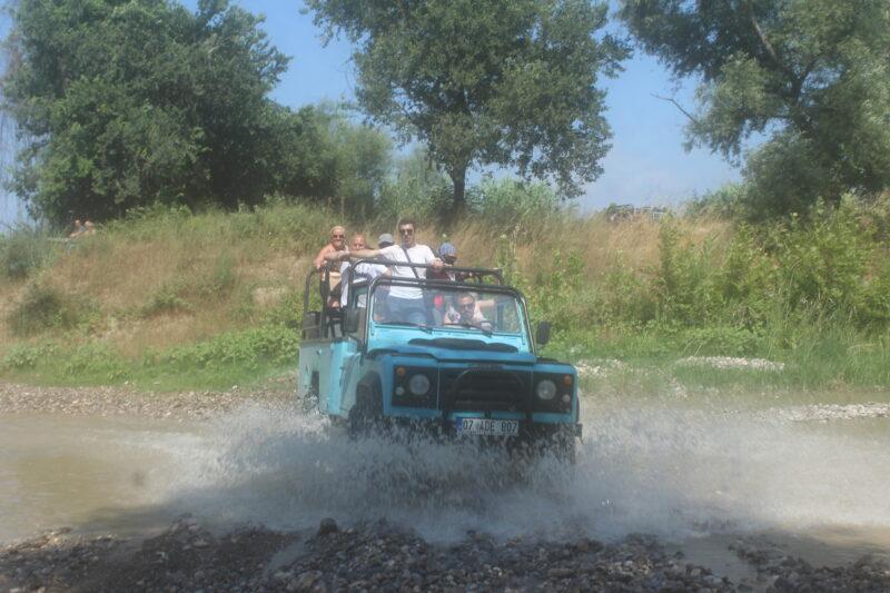 prestige jeep 1